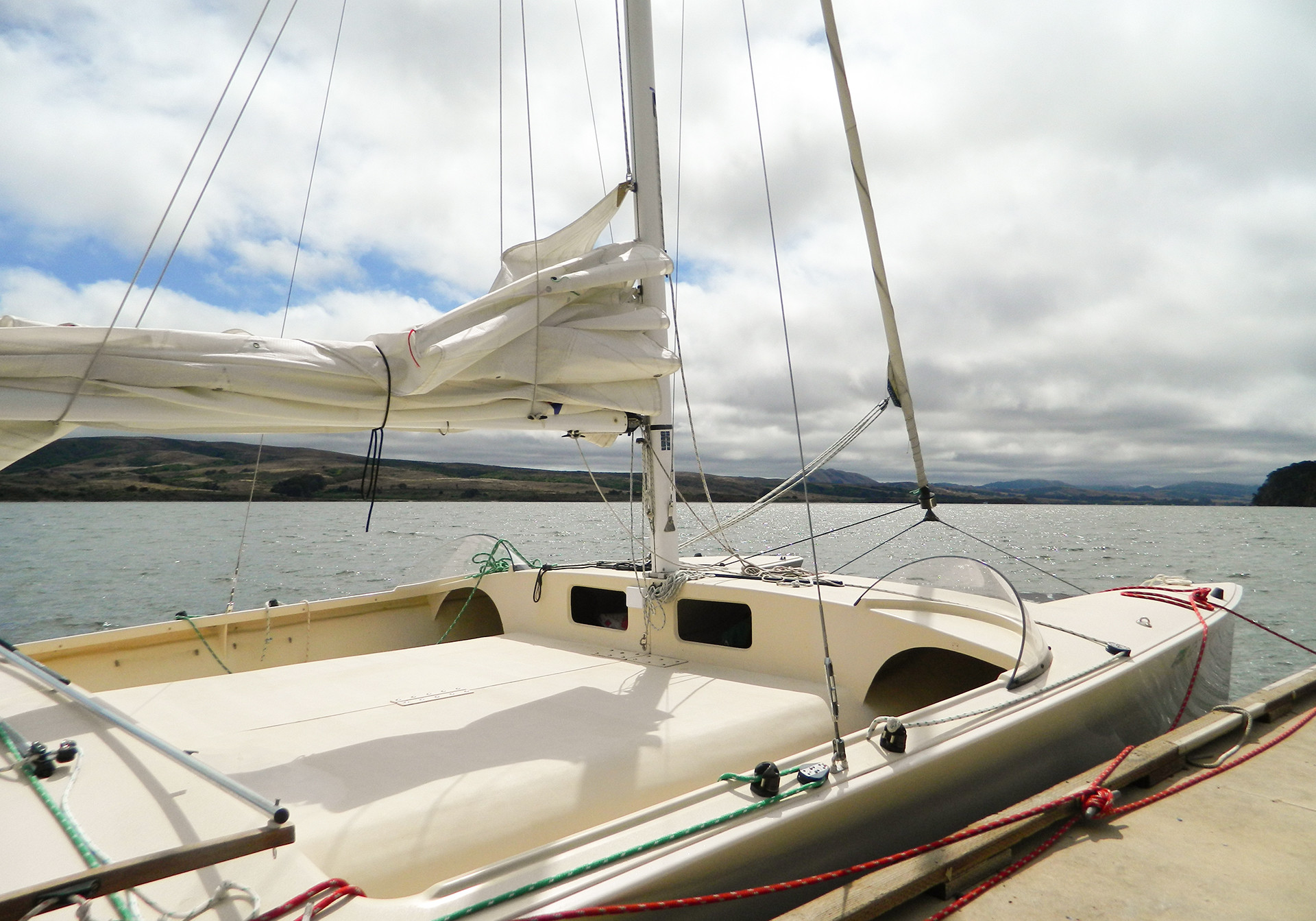 Tomales Bay Sailing Tours